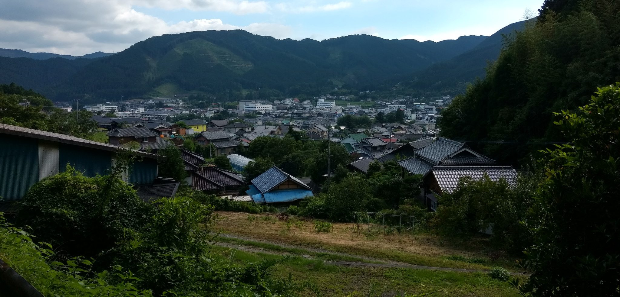 A month in Ehime-ken