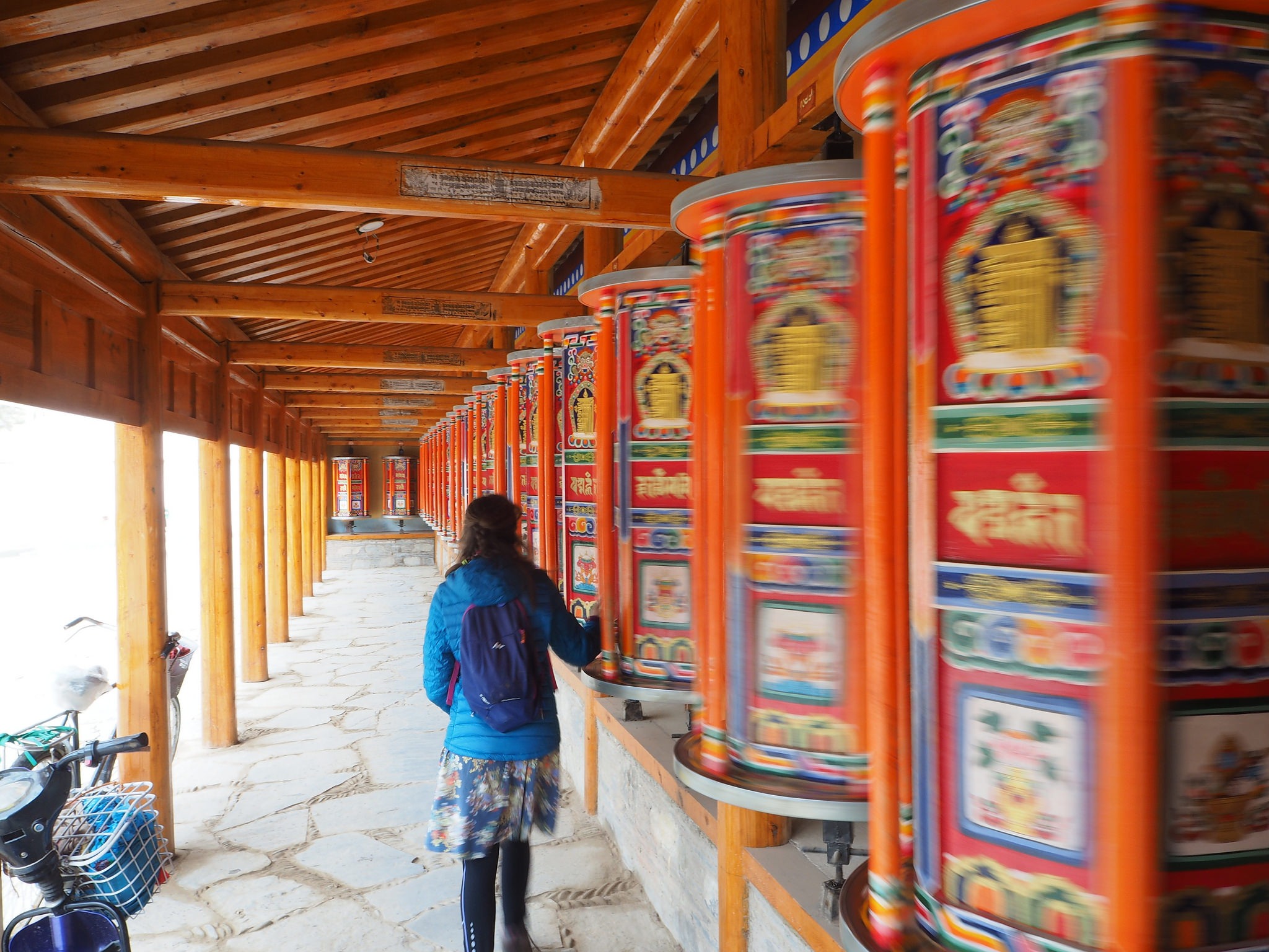 Xiahe, not quite Tibet